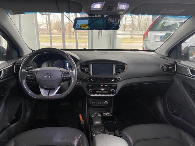 Hyundai IONIQ Premium EV | Leer | Stoelverwarming voor en achter