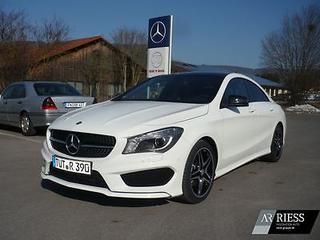 Mercedes-Benz CLA-KLASSE 200 Ambition