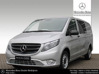 Mercedes-Benz VITO 111 CDI Dubbele Cabine Navigatie Airco | Bijtellings-Vriendelijk