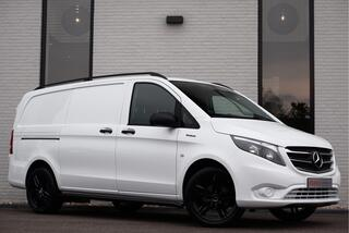 Mercedes-Benz VITO Automaat, Lang, Black Edition, 100% Elektrich, 3.000 KM, Navi, Camera, NIEUWSTAAT