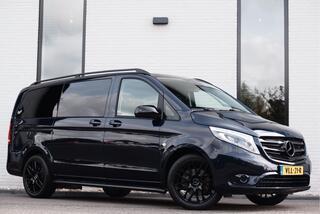 Mercedes-Benz VITO 116 CDI Aut, Lang, DC Xenon/Led, 2x Schuifdeur, Leer, 12.000 KM, Black Edition, Vol Opties, NIEUWSTAAT