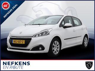 Peugeot 208 Blue Lion 82pk | Navigatie | Parkeersensoren | DAB+ Radio | Cruise Control | Arico |