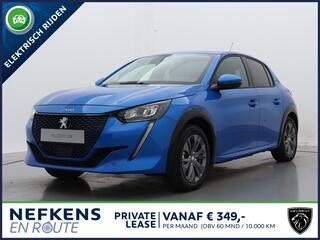 Peugeot 208 EV 50 kWh 136pk Blue Lease Allure | 100% ELEKTRISCH | 3-FASE | 12% BIJTELLING |