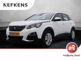 Peugeot 3008 SUV Active 130pk | Navigatie via Apple Carplay | Parkeensensoren | Cruise Control | Lichtmetalen Velgen |