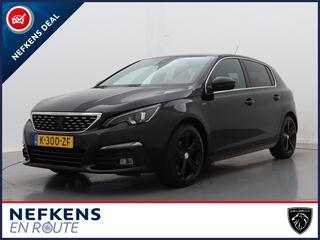 "Peugeot 308 1.2 130 pk Automaat GT-Line   Navigatie   Full Led koplampen   Keyless   Achteruitrijcamera   17"" lm velgen  "