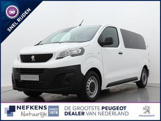 Peugeot EXPERT 50 kWh Standard Combi   NIEUW   PERSONENVERVOER   100% ELEKTRISCH  