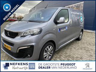 Peugeot e-Expert Standard Asphalt 75 kWh | RESERVEER NU UW PROEFRIT EXCLUSIEF BIJ NEFKENS! |