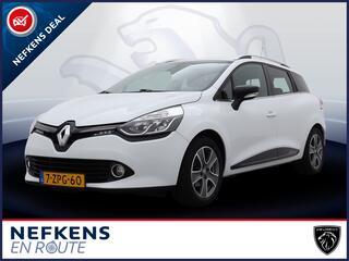 Renault CLIO Estate Night&Day 90pk | Navigatie | Airconditioning | Parkeersensoren | Cruise Control |