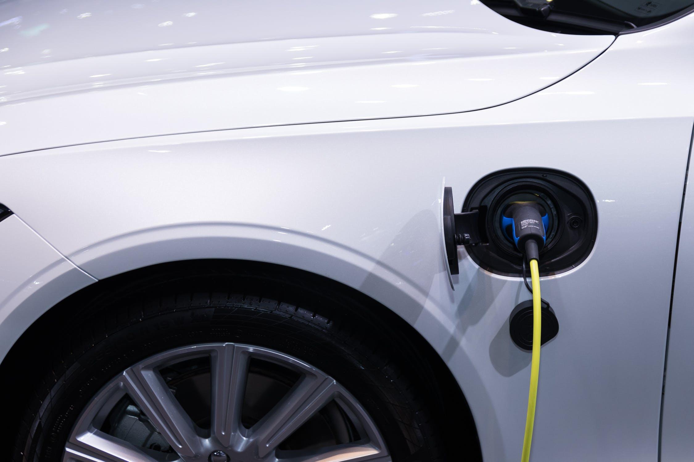 Elektrischeauto'smetfinanciallease